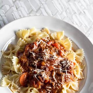 Slow Cooker Spaghetti Sauce.