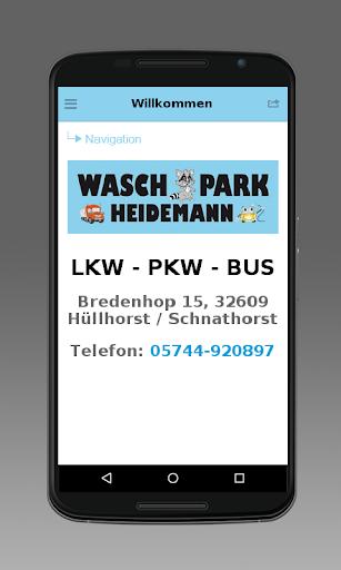 Waschbärpark Heidemann