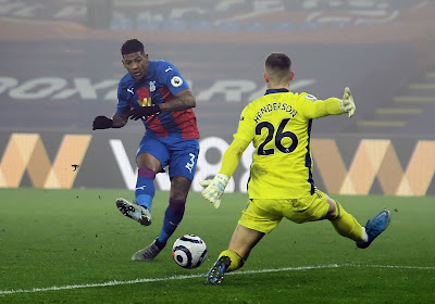 Patrick Van Aanholt victime d'insultes racistes après le match nul de Crystal Palace