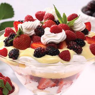 Berry Trifle Recipe