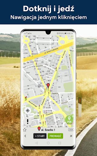 AutoMapa GPS navigation, CB Radio, radars, traffic 5.5.11 (2792) screenshots n 1