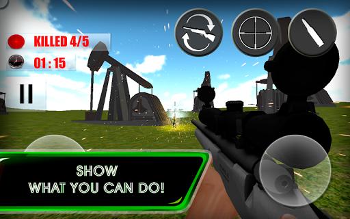 Sniper Assassin: Hard Target