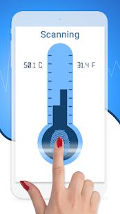 Fever Thermometer Check Prank - náhled