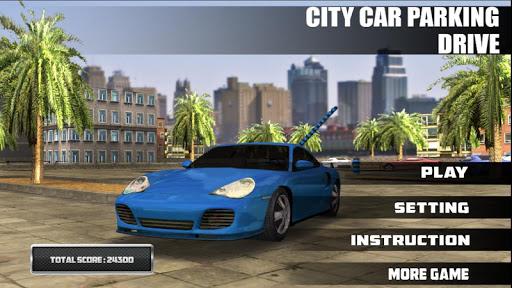 City Car Parking Drive