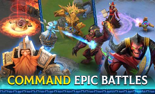 Arcane Showdown - Battle Arena filehippodl screenshot 1
