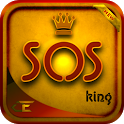SOS King icon