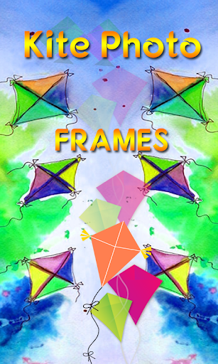 Kites Photo Frames