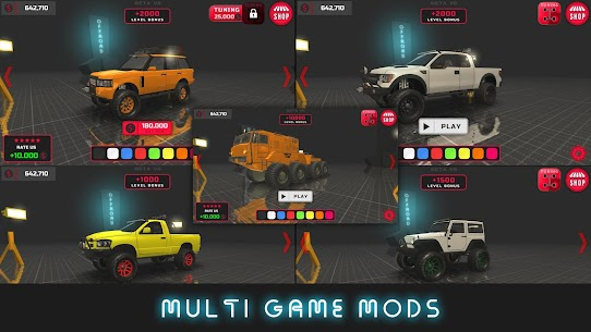 PROJECT OFFROAD MOD (Unlimited Money) 7