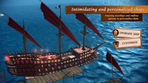 Ships of Battle: Ages of Pirates -Wars u2019n Strategy 2.4.1 screenshots 3