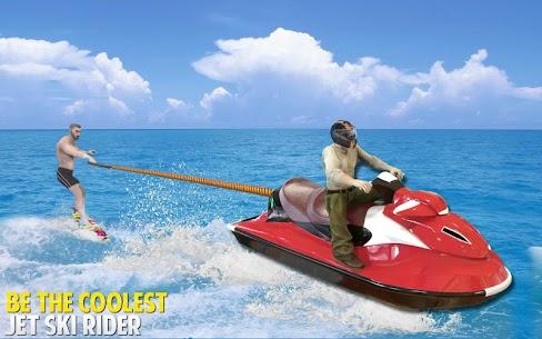 Jet Ski Racing: Water Surfing Sport Games 5