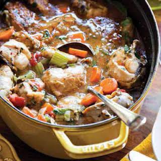 President Obama Stew (Chicken Casserole) From 'My Irish Table'.