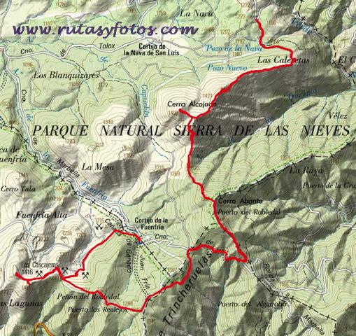 Alcojona - Abanto - Cascajares