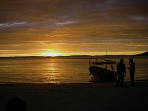 Photo: Puesta del sol on the Playa