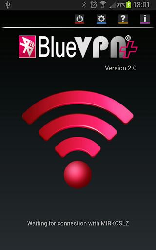 BlueVPN+  screenshots 2