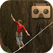 VR Rope balance : Walk on rope