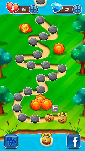 Jelly Word Match 3 apkdebit screenshots 1