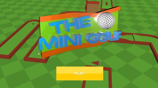 The mini golf
