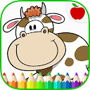 Farm Animals Coloring Book APK