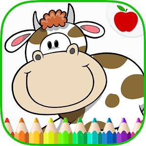 Farm Animals Coloring Book for PC and MAC