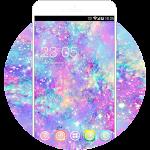 Neon Glitter Theme for Samsung: Fancy HD wallpaper Icon