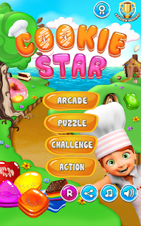 Cookie Star screenshot 07