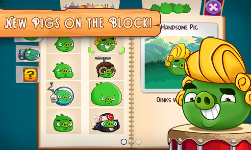 Angry Birds Slingshot Stella screenshot 2