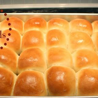 Butter Pan Rolls