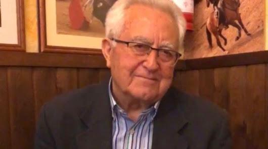 Fallece Rafael Úbeda, encargado de vestir a una provincia y del oro de Tabernas