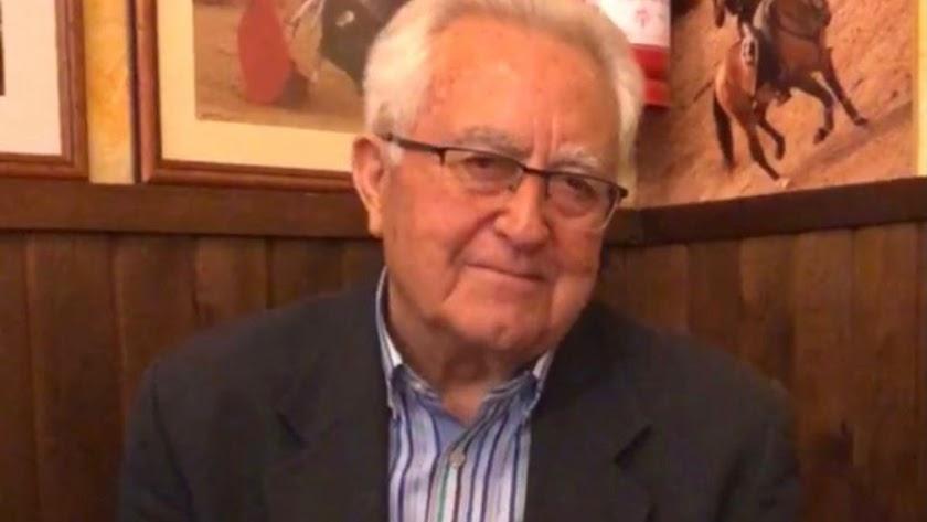 Rafael Úbeda, fundador de Uberam y de Aceite Castillo de Tabernas.