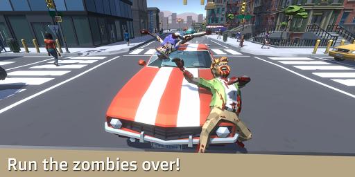 Sandbox City - Cars, Zombies, Ragdolls! 0.28 screenshots 6