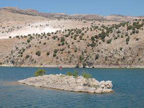 Photo: stop na jeziorze