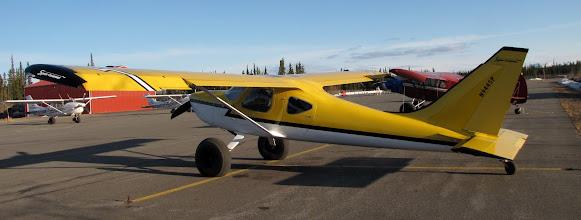 Photo: Tok Junction, Alaska 5-1-2011