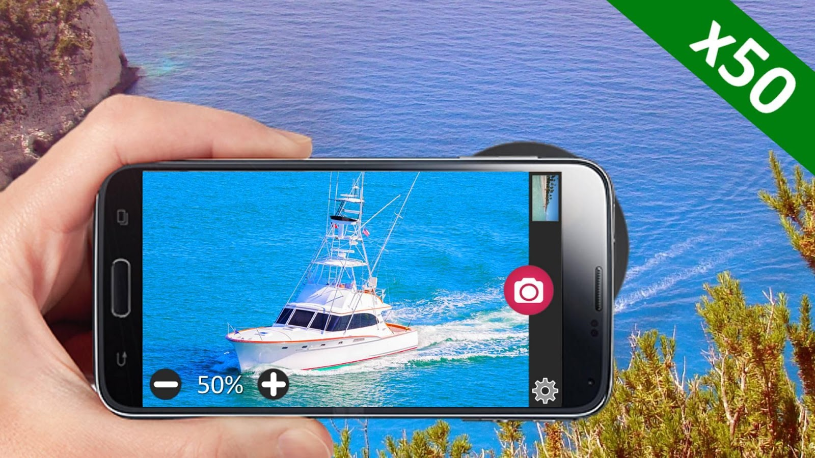 Mega Zoom Camera APK Cracked Free Download | Cracked Android