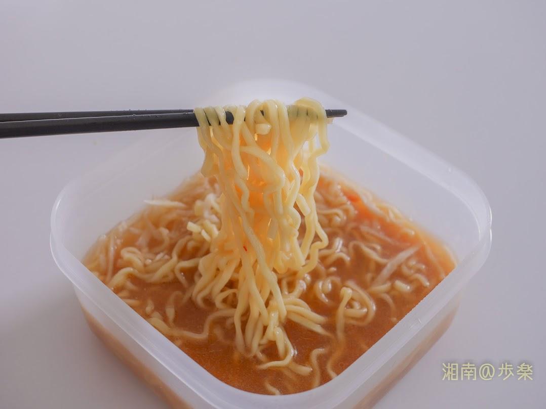 日清ラ王 味噌 不味いカップ麺がなくなるわけではないだろうが、食べる必要はないのだ・・・これを食べれば