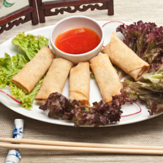 Asian Burrito.