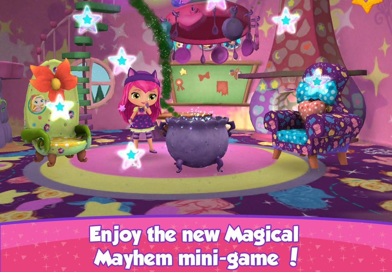 Little Charmers: Sparkle Up!- screenshot
