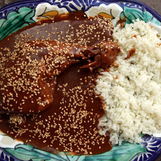Get The Most Mouth Watering Chicken Mole With Hardly Any Work – A Great Weeknight Recipe Idea!.
