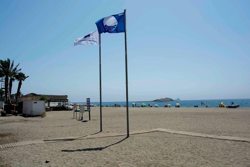Carboneras, playa de los Cocones.