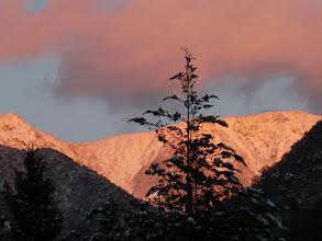 Photo: 最後の日々にナナオが見ていた南アルプスの景色です
