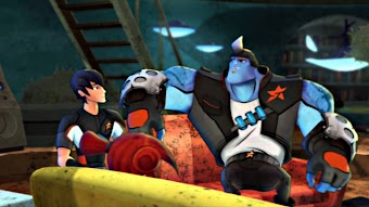 An Intro to Slugterra with Creator Asaph Fipke and Story Editor Rob Hoegee