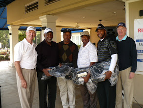 Photo: 2nd Place Team - Hendrick Auto (Team Members not in order) Bill Brunk, Eric Free, Larry Allison, Skip Sartor, Delmar Smith, Cecil Booker