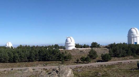 En el observatorio de Calar Alto se desarrollan proyectos científicos de máximo nivel aprovechando la calidad del cielo y de las instalaciones.