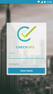Checkups - náhled