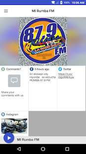 MI Rumba FM- screenshot thumbnail