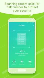 Caller ID & Call Block - DU Caller - náhled