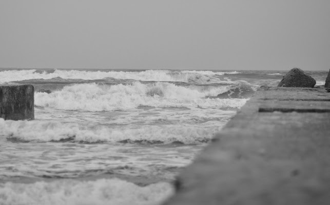 L'essenza di energia generata dal Mare di Foto in Arte