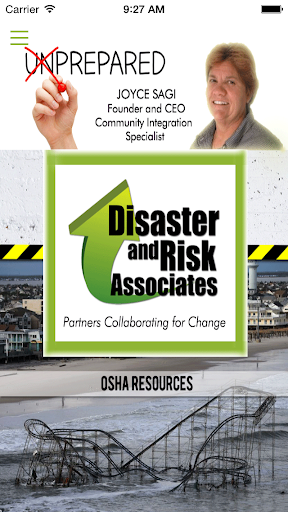 Disaster and Risk Associates
