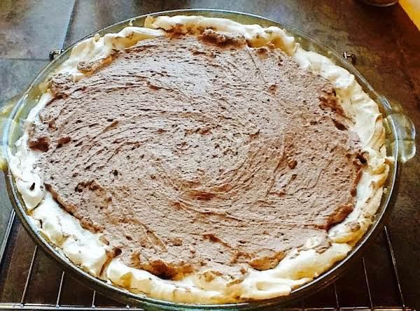 Jenny's Chocolate Angel Pie Recipe