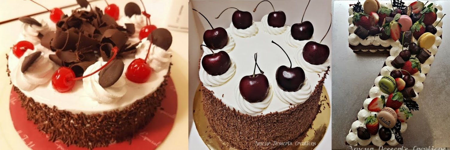 Altona: Black Forest Cake Baking Workshop (Sunday)
