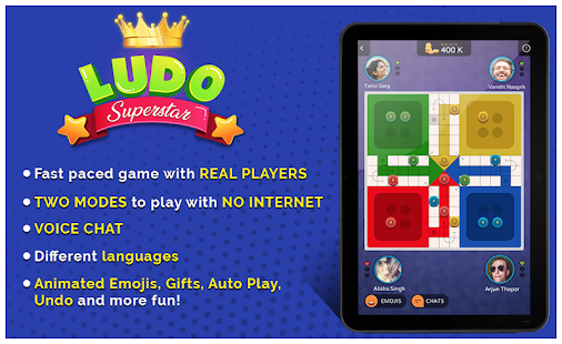 Ludo Game : New(2018)  Ludo SuperStar Game Screenshot